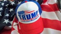 Jack and Gill - Abbigliamento Americano negozio - Store American Clothing - Cappellino TRUMP made in USA